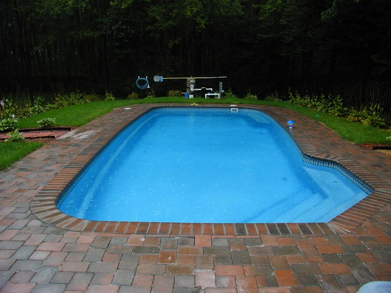 Clearwater Pools Custom Pool Features Inground Pool Builder Serving Louisville Ky And