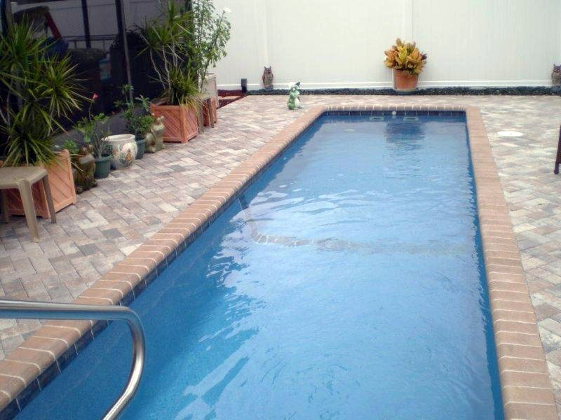 Clearwater pools lap pools inground pool builder for Pool design louisville ky
