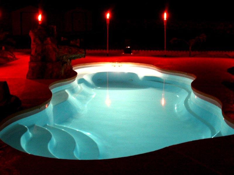 Clearwater Pools Custom Pool Features Inground Pool Builder